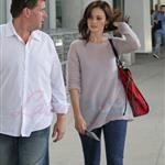 TIFF Photos: Alexis Bledel arrives in Toronto. Photos from PUNKD Images  94300