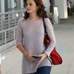 TIFF Photos: Alexis Bledel arrives in Toronto. Photos from PUNKD Images  94302