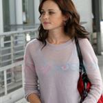 TIFF Photos: Alexis Bledel arrives in Toronto. Photos from PUNKD Images  94303