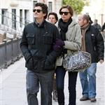 Orlando Bloom and girlfriend Mirander Kerr sightseeing in Venice 28030