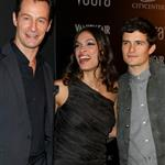 Orlando Bloom at Vdara Hotel opening in Vegas with Rosario Dawson 51465