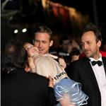 Ryan Gosling, Michelle Williams and Faith Wladyka in Cannes for Blue Valentine  61472