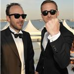 Ryan Gosling and Derek Cianfrance in Cannes for Blue Valentine  61486