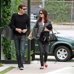 Emily Blunt and John Krasinski shopping on Robertson 36129