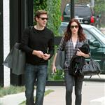 Emily Blunt and John Krasinski shopping on Robertson 36127
