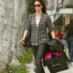 Emily Blunt and John Krasinski shopping on Robertson 36126