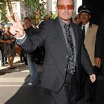 Bono wears man heels to the UN and buys a $30 million boat 25137