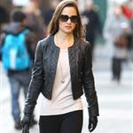 Pippa Middleton walks to work in London 100874