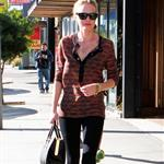 Kate Bosworth with boyfriend Michael Polish  101509