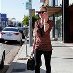 Kate Bosworth with boyfriend Michael Polish  101513