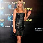 Jennifer Aniston and Gerard Butler in Madrid Spain for The Bounty Hunter 57888