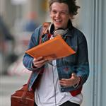 Jamie Campbell Bower arrives in Vancouver to shoot New Moon 38514