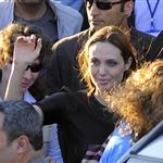 Angelina Jolie in Turkey for UNHCR 87870