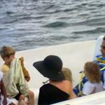 Brad Pitt and Angelina Jolie continue their vacation in the Galapagos Islands with their children 112196
