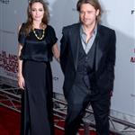 Angelina Jolie and Brad Pitt at the Premiere of In the Land of Blood and Honey in New York 99958