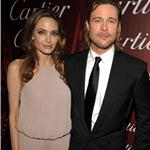 Angelina Jolie and Brad Pitt at The 23rd Annual Palm Springs International Film Festival Awards Gala 102047