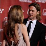 Angelina Jolie and Brad Pitt at The 23rd Annual Palm Springs International Film Festival Awards Gala 102052
