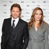 Brad Pitt and Angelina Jolie attend a screening of In the Land of Blood and Honey at the National Holocaust Museum in Washington 102265
