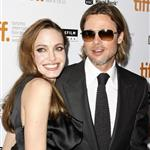 Brad Pitt Angelina Jolie at TIFF 2011 93940