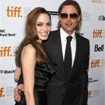 Brad Pitt Angelina Jolie at TIFF 2011 93942