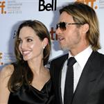 Brad Pitt Angelina Jolie at TIFF 2011 93944