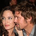 Angelina Jolie and Brad Pitt at the 13th Annual Critics' Choice Awards, 2008 100476