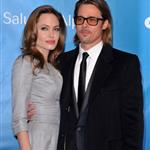 Angelina Jolie and Brad Pitt attend the Cinema for Peace Gala ceremony in Berlin 106063