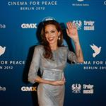Angelina Jolie attends the Cinema for Peace Gala ceremony in Berlin 106074