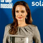 Angelina Jolie attends the Cinema for Peace Gala ceremony in Berlin 106075