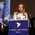 Angelina Jolie attends the Cinema for Peace Gala ceremony in Berlin 106078