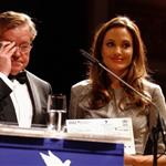 Angelina Jolie attends the Cinema for Peace Gala ceremony in Berlin 106082