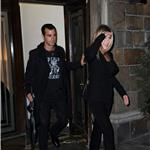 Jennifer Aniston leaves her NYC apartment with Justin Theroux  94394
