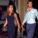 Brad Pitt Jennifer Aniston Eyes Wide Shut premiere 1999 88262