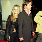 Brad Pitt Jennifer Aniston Fight Club premiere 1999 88263
