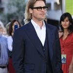 Brad Pitt at Premiere of Moneyball to Benefit the Fight Against Cancer with Children's Hospital & Research Center in Oakland and Stand Up to Cancer at the Paramount Theatre of the Arts  94703
