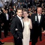 Brad Pitt and Juliette Lewis at the 64th Annual Academy Awards, March 30th, 1992 106381