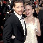 Brad Pitt and Juliette Lewis at the 64th Annual Academy Awards, March 30th, 1992 106382