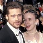 Brad Pitt and Juliette Lewis at the 64th Annual Academy Awards, March 30th, 1992 106383