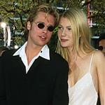 Brad Pitt and Gwyneth Paltrow at the 68th Annual Academy Awards, March 25th, 1996 106385