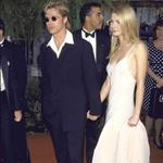 Brad Pitt and Gwyneth Paltrow at the 68th Annual Academy Awards, March 25th, 1996 106388