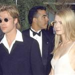 Brad Pitt and Gwyneth Paltrow at the 68th Annual Academy Awards, March 25th, 1996 106389