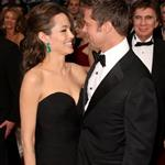 Brad Pitt and Angelina Jolie at the 81st Annual Academy Awards, February 22nd, 2009 106393
