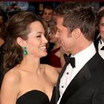Brad Pitt and Angelina Jolie at the 81st Annual Academy Awards, February 22nd, 2009 106394