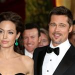 Brad Pitt and Angelina Jolie at the 81st Annual Academy Awards, February 22nd, 2009 106398