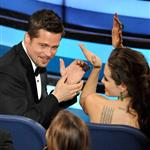 Brad Pitt and Angelina Jolie at the 81st Annual Academy Awards, February 22nd, 2009 106400