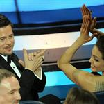 Brad Pitt and Angelina Jolie at the 81st Annual Academy Awards, February 22nd, 2009 106401