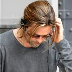 Brad Pitt out in Germany 117593