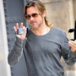 Brad Pitt out in Germany 117594