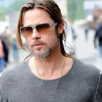 Brad Pitt out in Germany 117597