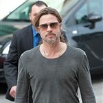 Brad Pitt out in Germany 117598